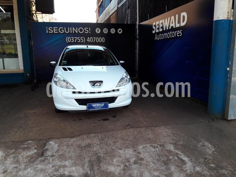 Peugeot 207 Compact 5Ptas. 1.6 N Allure / XS (110cv) usado (2014) color Blanco precio $680.000