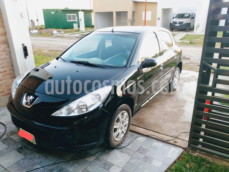 Peugeot 207 CC  usado (2014) color Negro precio $435.000