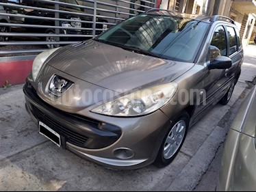 Peugeot 207 CC (150Cv) usado (2009) color Gris Oscuro precio $325.000