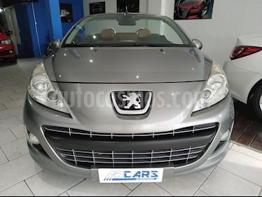 Peugeot 207 CC (150Cv) usado (2011) color Gris Aluminium precio $980.000