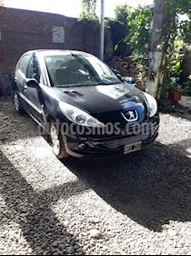 Peugeot 207 CC (120Cv) usado (2013) color Negro precio $270.000