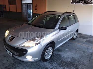 Peugeot 207 CC (150Cv) usado (2011) color Gris Claro precio $289.900