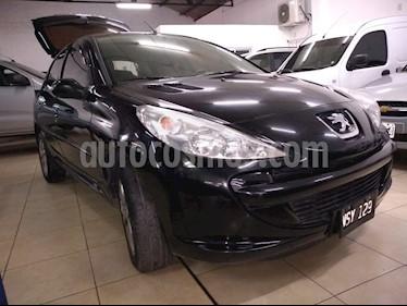 Foto Peugeot 207 CC  usado (2014) color Negro precio $278.000