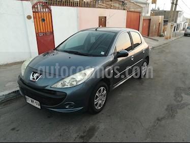 foto Peugeot 207 5P 1.4 One Line  usado (2009) color Gris precio $2.900.000