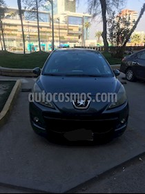 Peugeot 207 5P 1.4 Trendy  usado (2011) color Gris Oscuro precio $4.500.000