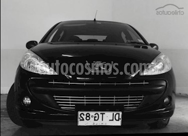 Peugeot 207 5P 1.4 Premium X Line  usado (2012) color Negro precio $4.000.000