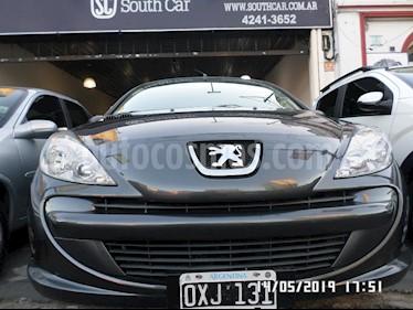 Peugeot 207 GTi 5P usado (2015) color Gris Oscuro precio $390.000