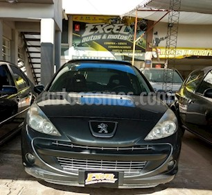 Foto venta Auto usado Peugeot 207 GTi 5P (2009) color Gris Oscuro precio $195.000