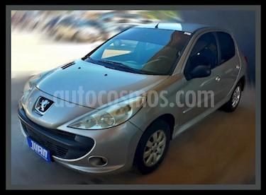 Peugeot 207 GTi 5P usado (2009) color Gris Claro precio $365.000