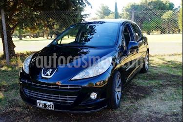 Peugeot 207 GTi 5P usado (2012) color Negro precio $370.000