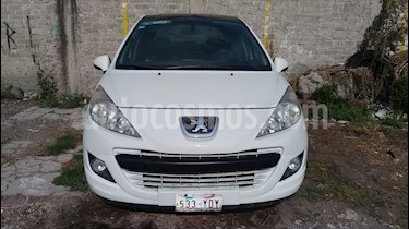 Peugeot 207 5P Allure Pack Alu usado (2012) color Blanco Banquise precio $95,000