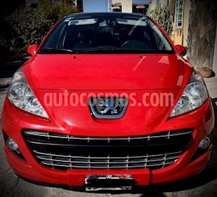 Peugeot 207 5P Allure usado (2013) color Rojo Aden precio $130,000