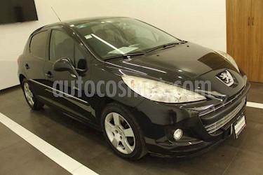 Peugeot 207 5p Feline L4 1.6L 5vel usado (2013) color Negro precio $138,000