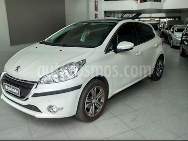 Foto venta Auto Usado Peugeot 208 - (2016) color Blanco precio $445.000