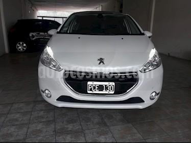 Foto venta Auto Usado Peugeot 208 - (2015) color Blanco precio $290.000