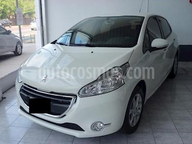 Foto Peugeot 208 - usado (2014) color Blanco precio $449.900