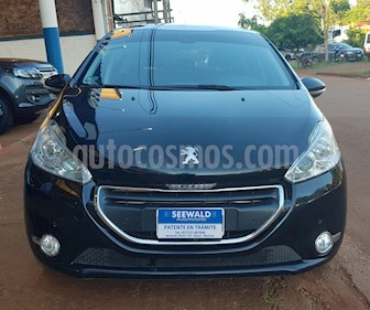 Foto venta Auto usado Peugeot 208 - (2014) color Negro precio $380.000