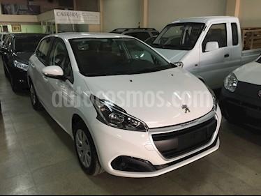 Foto venta Auto Usado Peugeot 208 - (2018) color Blanco precio $480.000