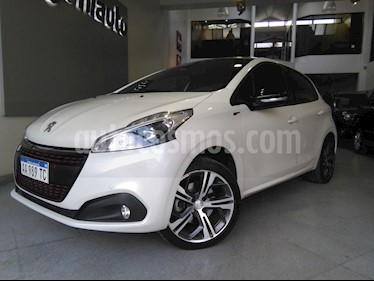 Foto venta Auto usado Peugeot 208 - (2017) color Blanco precio $758.000