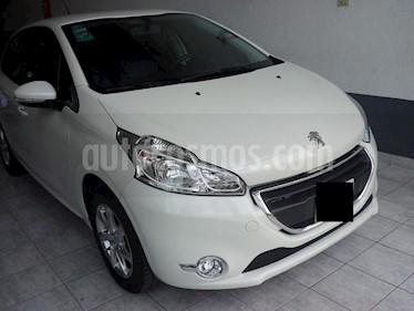 Foto venta Auto usado Peugeot 208 - (2014) color Blanco precio $399.900