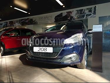 Peugeot 208 1.2L Allure PureTech  nuevo color Azul precio $304,900