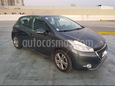 Peugeot 208 1.4L Active HDi 5p usado (2013) color Gris Shark precio $6.300.000