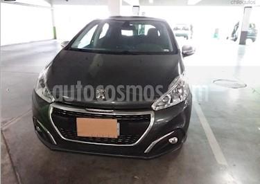 Foto venta Auto usado Peugeot 208 1.6L 5P Allure Pack BlueHDi 100HP (2018) color Gris Shark precio $8.700.000