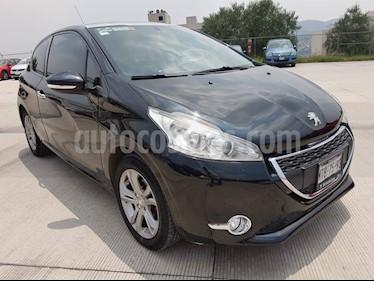 Foto venta Auto usado Peugeot 208 1.6L Allure 3P (2015) color Negro Perla precio $146,000