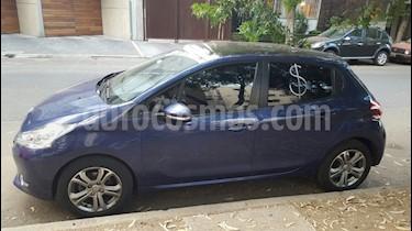 Foto venta Auto usado Peugeot 208 1.6L Allure Pack (2014) color Azul precio $128,000