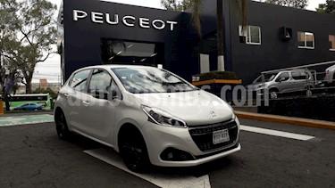 Foto venta Auto usado Peugeot 208 1.6L Allure (2018) color Blanco Banquise precio $234,900
