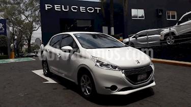 Foto venta Auto usado Peugeot 208 1.6L Allure (2014) color Blanco Banquise precio $129,900