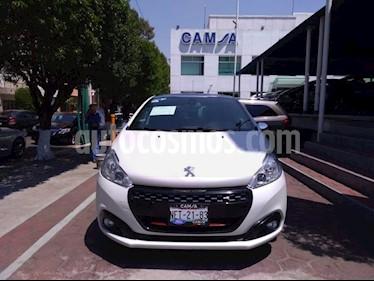 Foto venta Auto usado Peugeot 208 1.6L Feline 3P  (2017) precio $289,900