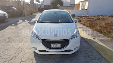 Foto venta Auto usado Peugeot 208 1.6L Feline 3P  (2014) color Blanco Banquise precio $142,000