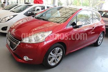 Foto venta Auto Seminuevo Peugeot 208 1.6L Feline 3P  (2014) color Rojo precio $148,000