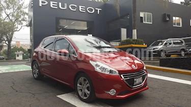 Foto venta Auto usado Peugeot 208 1.6L Feline Aut (2016) color Rojo Rubi precio $194,900