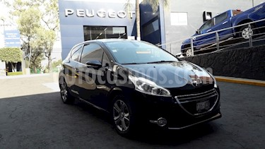 Foto venta Auto usado Peugeot 208 1.6L Feline (2015) color Negro Perla precio $164,900