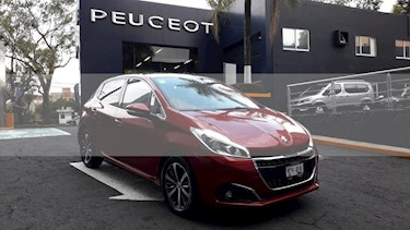 Foto venta Auto usado Peugeot 208 1.6L Feline (2017) color Rojo Rubi precio $219,900