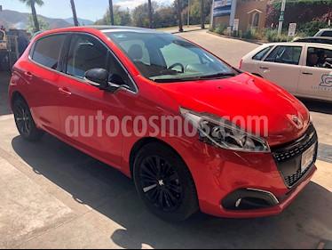 Foto venta Auto usado Peugeot 208 1.6L Feline (2017) color Naranja precio $180,000