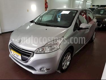 Foto venta Auto usado Peugeot 208 Active 1.5  (2014) color Gris Claro precio $330.000