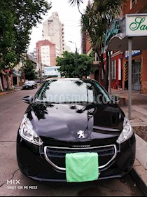 Foto venta Auto Usado Peugeot 208 Active 1.5  (2014) color Negro precio $270.000