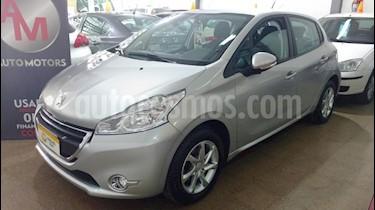 Foto venta Auto usado Peugeot 208 Active 1.5  (2014) color Gris Claro precio $320.000