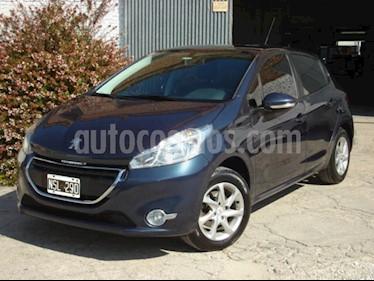 Foto venta Auto usado Peugeot 208 Active 1.5  (2014) color Azul precio $180.000