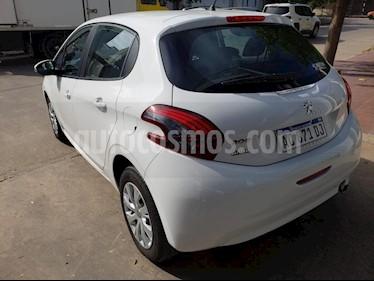 Foto venta Auto usado Peugeot 208 Active 1.6 (2018) color Blanco precio $450.000