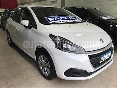 Foto venta Auto usado Peugeot 208 Active 1.6 (2019) color Blanco precio $570.000
