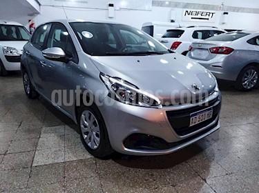 Foto venta Auto usado Peugeot 208 Active 1.6 (2019) color Gris Claro precio $1.111