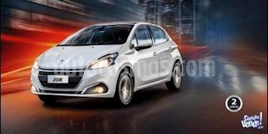 Foto venta Auto usado Peugeot 208 Active 1.6 (2019) color Blanco precio $579.000