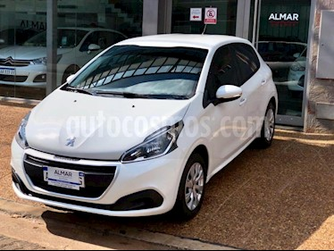 Foto venta Auto usado Peugeot 208 Active 1.6 (2018) color Blanco precio $459.900