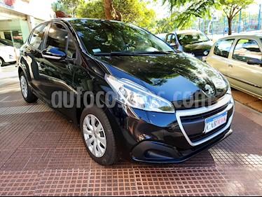 Foto venta Auto usado Peugeot 208 Active 1.6 (2018) color Negro precio $459.990