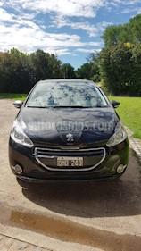Foto venta Auto Usado Peugeot 208 Allure 1.5 Full  (2014) color Negro precio $315.000