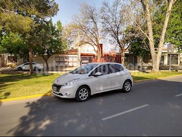 Foto venta Auto usado Peugeot 208 Allure 1.5 NAV (2014) color Blanco precio $399.900